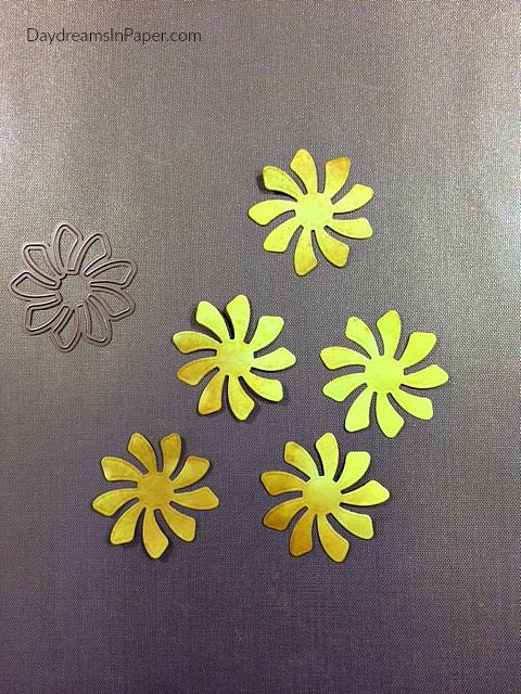 Paper Pinwheel Posies