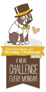 Simon Says Stamp Monday Challenge Icon