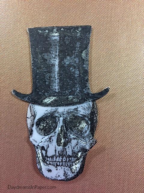 Three Dimensional Stamped Skeleton