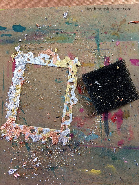 Step Three - Creating a Gilded Frame
