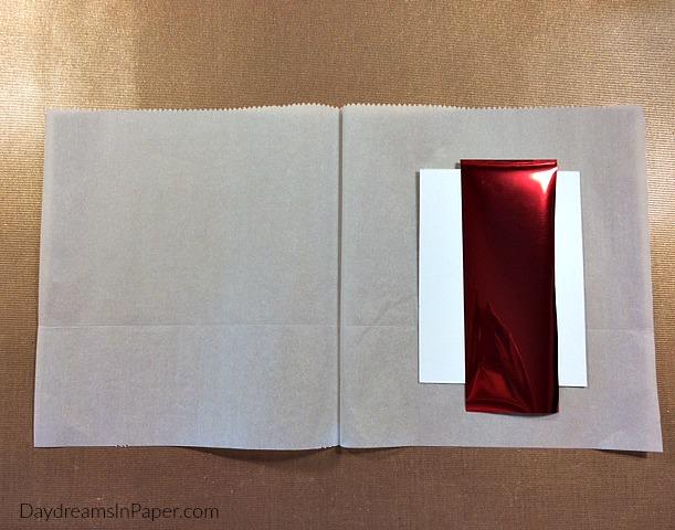Deco Foil Sandwich for Foiling Die Cut Pieces