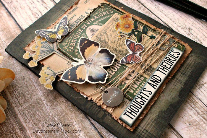 Quick and Easy Handmade Notebook